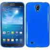 Insten - TPU Rubber Case Cover For Samsung Galaxy Mega 6.3 - Blue
