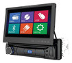 "Power Acoustik - 7"" - CD/DVD - Built-in Bluetooth - In-Dash Receiver with Detachable Faceplate"