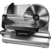 "Realtree Outfitters - 7-1/2"" Meat Slicer - Black, Silver - Black, Silver"
