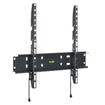 Barkan - Fixed LED/LCD/Plasma Wall Mount - Metallic Black - Metallic Black