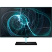 "Samsung - 27"" LED LCD Monitor - 16:9 - 5 ms - High Glossy Black"