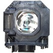 V7 - Replacement Lamp For Panasonic PT-LB75, PT-LB80, PT-LB78, PT-LB90, PT-LW80