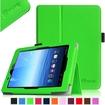 Fintie - Folio Leather Case Cover For E FUN Nextbook Premium 8HD SE NX008HD8G Tablet - Green