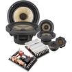 PrecisionPower - Speaker - 200 W RMS - 400 W PMPO - 3-way - 1 Pack - Multi