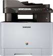 Samsung - Xpress Laser Multifunction Printer - Color - Plain Paper Print - Desktop