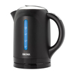 Aroma - Gourmet Electric Kettle - Black - Black
