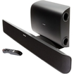 Paradigm - Shift Soundtrack 2 System Powered Soundbar, Wireless Subwoofer - Black