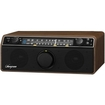 Sangean - FM / AM / Aux-in / Bluetooth Wooden Cabinet Receiver - Walnut