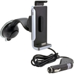 Arkon - iPhone® Mount Powered Docking Mount for iPhone® 4S 4 3GS 3G Not for iPhone® 5 - Black