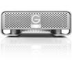 G-Technology - G-DRIVE 4 TB External Hard Drive - Silver