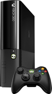 Microsoft - Refurbished - Game Console for Xbox 360 - 4GB - Black - Black