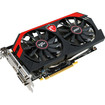 MSI - Radeon R9 270 Graphic Card - 900 MHz Core - 2 GB GDDR5 SDRAM - PCI Express 3.0 x16