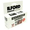 Ilford Photo - Ilford Photo - Single Use Camera XP2 135 24+3 Exp 1174186 - Black & White