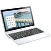"Acer - 11.6"" Touchscreen LED Chromebook - Intel Celeron 2955U Dual-core (2 Core) 1.40 GHz - White"