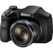 Sony - Cyber-shot 20.1 Megapixel Compact Camera - Black