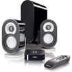 Paradigm - Millenia CT2 Fully Powered 2.1 Multimedia System with Bluetooth - Glossy Black