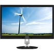 "Philips - 27"" LED LCD Monitor - 16:9 - 5 ms - Textured Black"