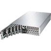 Super Micro - MicroCloud Barebone System 3U Intel C224 Chipset 12 Nodes Socket H3 LGA1150 1xProcessor Support - Black