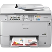 Epson - WorkForce Pro Inkjet Multifunction Printer - Color - Plain Paper Print - Desktop - White