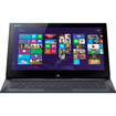 """Sony - VAIO Duo Duo 13 Ultrabook/Tablet - 13.3"""" - Triluminos, In-plane Switching (IPS) Technology - Carbon Black"""