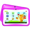 "Supersonic - 7"" Android 4.2 Touchscreen Tablet with Kido'z Kids Mode and Dual Core - Pink - Pink"