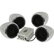 Boss - 4.0 Speaker System - 500 W RMS - Wireless Speaker(s) - Multi