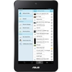 "Asus - 16 GB Tablet - 7""- Wireless LAN - Intel Atom Z3745 1.33 GHz - 1GB RAM - Android 4.4 KitKat - White"