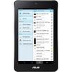 """Asus - 16 GB Tablet - 7""""- Wireless LAN - Intel Atom Z3745 1.33 GHz - 1GB RAM - Android 4.4 KitKat - White"""