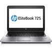 "HP - EliteBook 725 G2 12.5"" LED Notebook - AMD A-Series A6 Pro-7050B Dual-core (2 Core) 2.20 GHz - Black"
