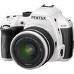 Pentax - K-50 Weather Sealed Digital SLR Camera with AL WR 18-55mm Lens - White