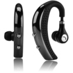 AGPtek - Bluetooth Stereo Headset Earphone Music Call Phones for Samsung Galaxy S4 S3 iPhone 5/4S/4 - Black