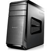 Lenovo - K450e Desktop Computer - Intel Core i5 i5-4460 3.20 GHz - Tower, - Black