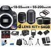 Nikon - Bundle D3100 SLR Camera