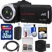 JVC - Everio GZ-R30 Quad Proof Full HD Digital Video Camera Camcorder w/ 32GB Card+Case+HDMI Cable+Acc Kit - Black