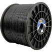 DB Link - GW10BK500Z POWER WIRE (10 GAUGE; 500 FT) - Black - Black