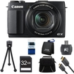 Canon - Bundle PowerShot G1 X Mark II Digital Camera Ultimate Kit - E4CNPSG1XM2