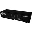 CE Labs - 4-In 1-Out HDMI Switcher w/ Remote