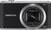 Samsung - WB350F 16.3-Megapixel Digital Camera - Black
