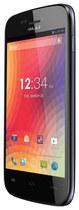 Blu - Advance 4.0 A270a Cell Phone (Unlocked) - Black - Black