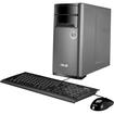 Asus - Desktop Computer - AMD A-Series A4-5300 3.40 GHz - Tower - Black