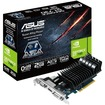 Asus - GT 730 silent and low profile graphics card with DirectX® 11 and HDMI support