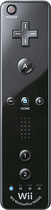 Nintendo - Wii Remote Plus (Black) - Black