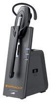 Spracht - Zum Pro DECT 6.0/USB Combination Headset - Black