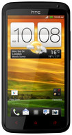 HTC - One X+ 4G LTE Cell Phone (Unlocked) - Black - Black