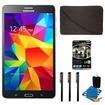 Samsung - Bundle Galaxy Tab 4 8GB 7 Tablet & Case - E1SAMSMT230NYK - Black