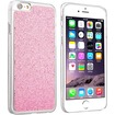 eForCity - Clip-on Hard Case Cover for iPhone 6 - Light Pink