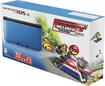 Nintendo - Nintendo 3DS XL (Blue/Black) with Mario Kart 7