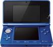 Nintendo - 3DS with Luigi's Mansion: Dark Moon - Cobalt Blue - Cobalt Blue
