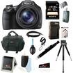 Sony - Bundle HX400/B 20 MP Digital Camera