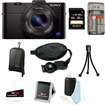 Sony - Bundle DSC-RX100M2/B Professional compact digital camera